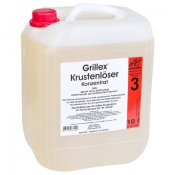 Grillex Krustenlöser 10l Kanister (inkl. gesetzl. Gefahrgutzuschlag)