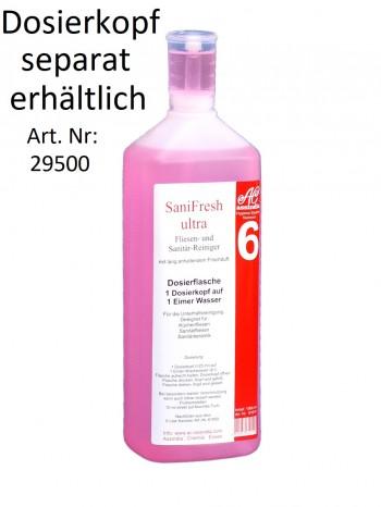 SaniFresh Fliesenreiniger 1000ml Flasche- Ohne Dosierkopf