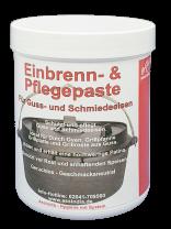 Einbrenn- und Pflegepaste für Guss- und Schmiedeeisen 250ml
