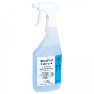 DesoFekt Express Spray-Desinfektion 500ml