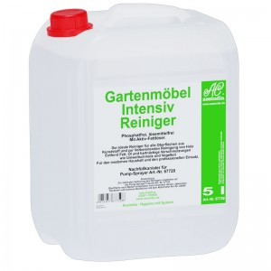 Gartenmöbel Intensiv Reiniger 5l
