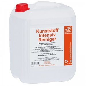 Kunststoff Intensiv Reiniger 5l