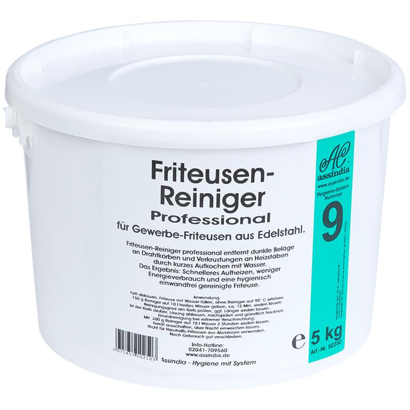 Fritteusen - Reiniger Pulver 5kg