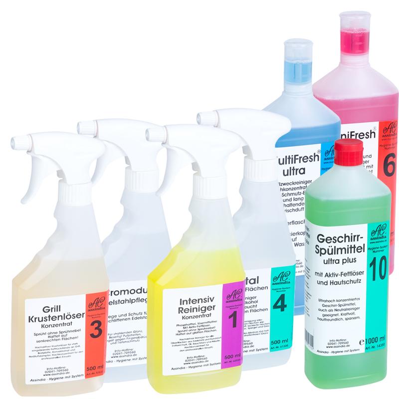Angebot XXL - Multifresh, Sanifresh, Cristal, Intensiv, Cromodur, Grillex und Spülmittel