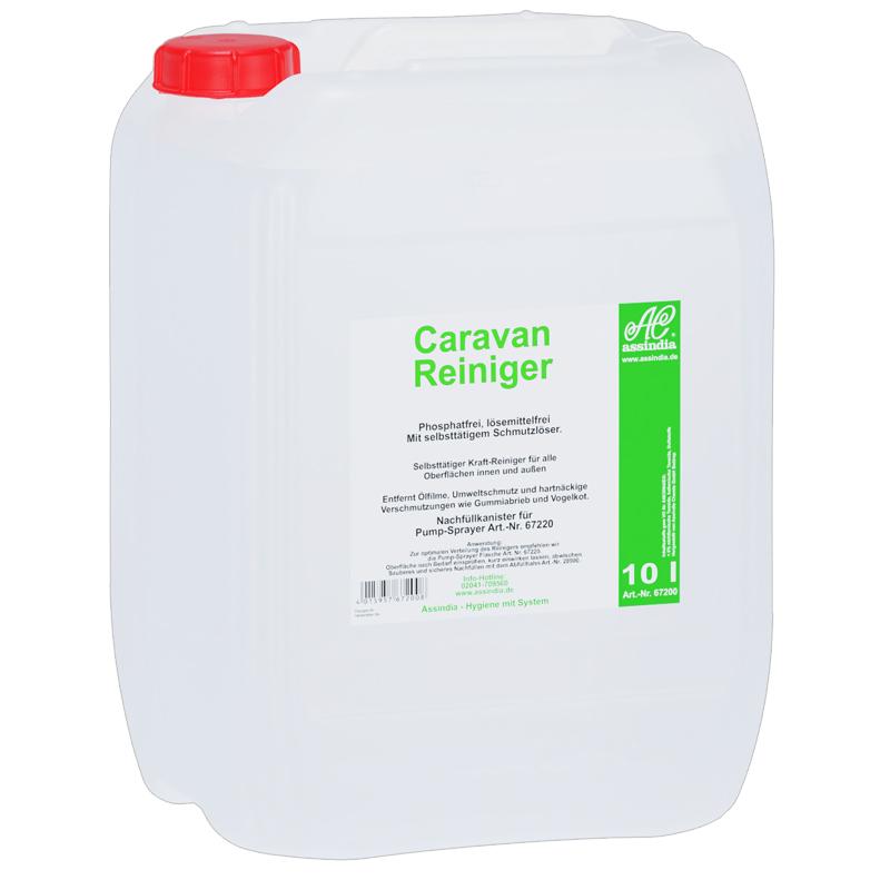 Caravan Intensiv Reiniger 10l