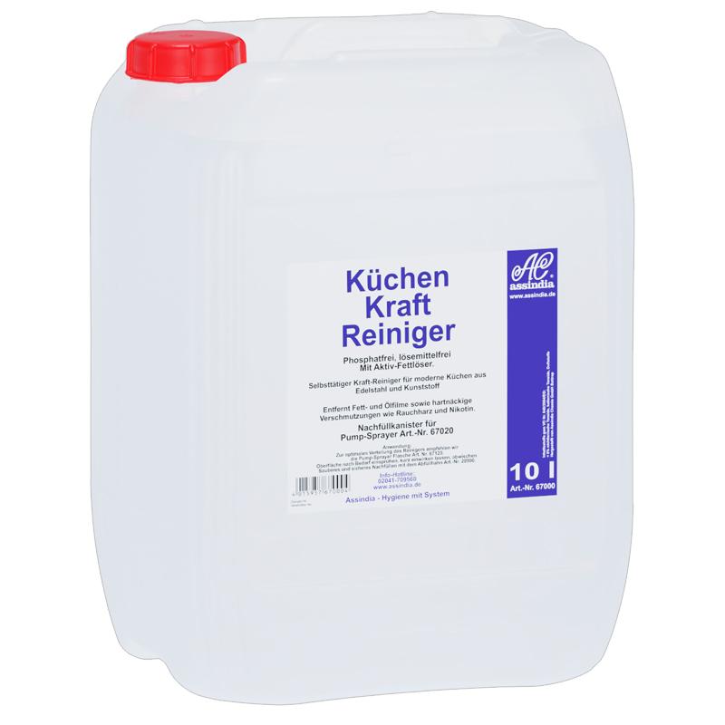 Küchen Kraft Reiniger 10l