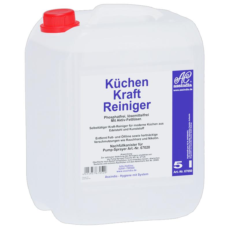 Küchen Kraft Reiniger 5l