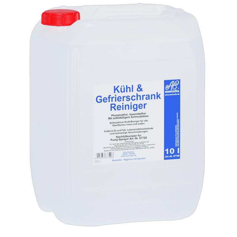 Kühl- und Gefrierschrank Reiniger 10l