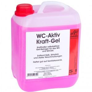 WC Aktiv Kraft Gel 5l Kanister